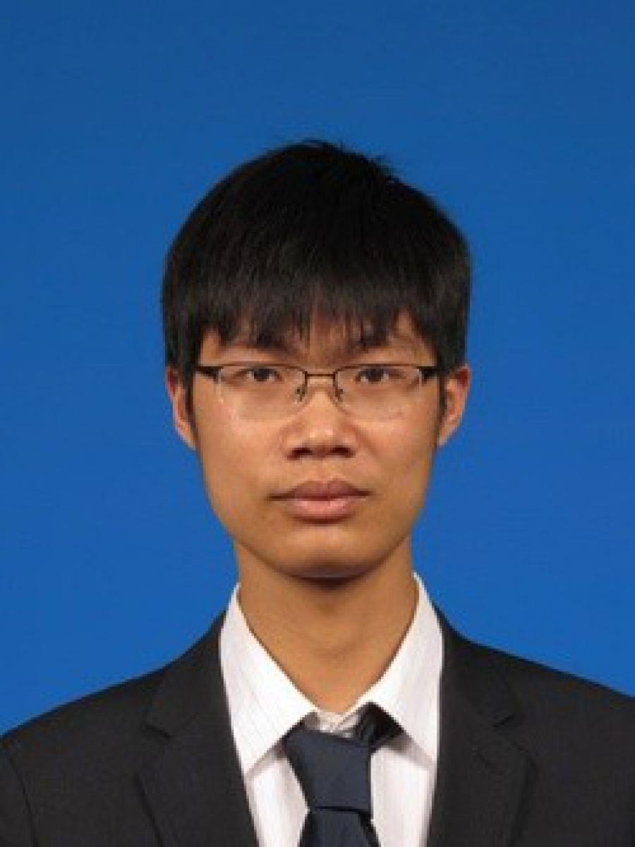 Zhong Xiaoyang (Master Student)