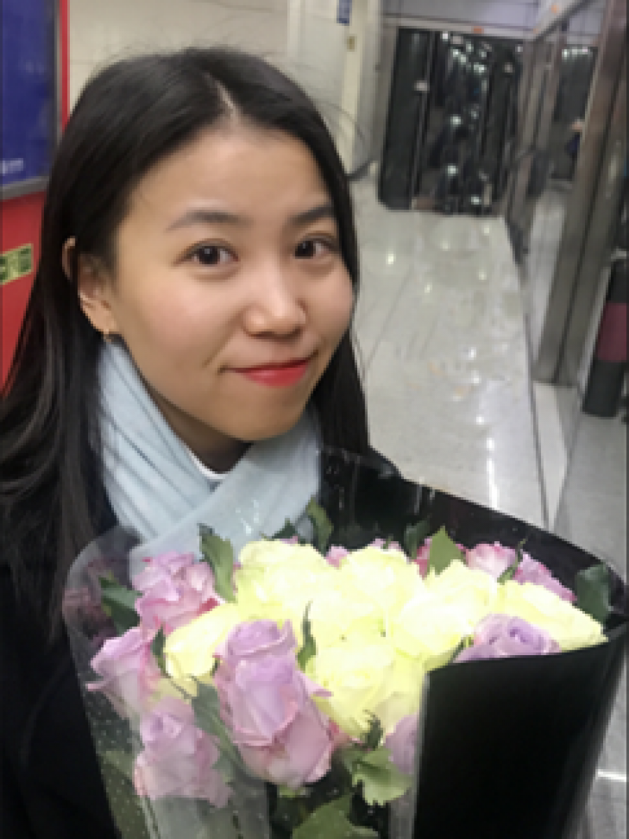 Song Lei (PhD student)