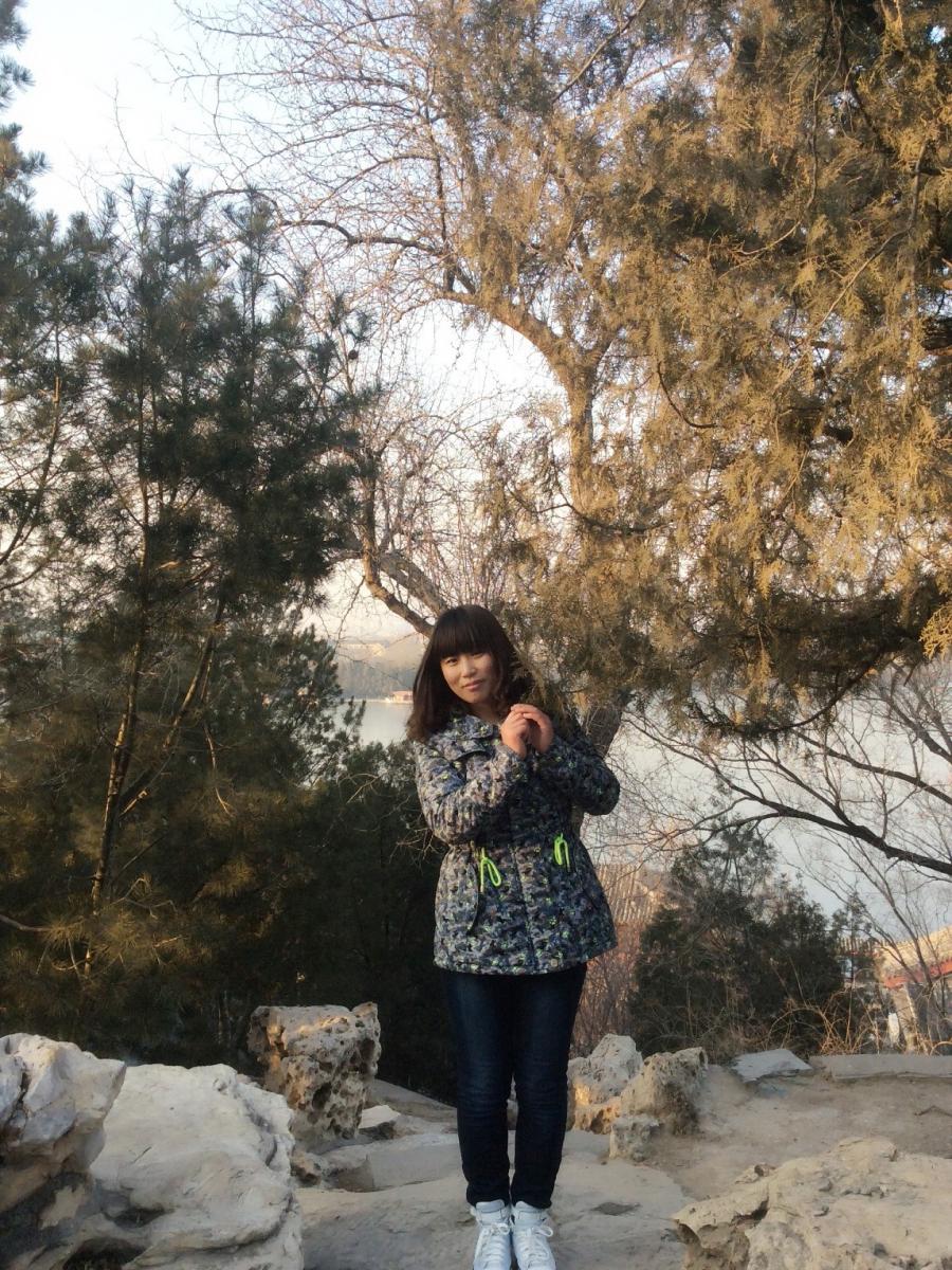 Miss Li Haixia (Assistant)